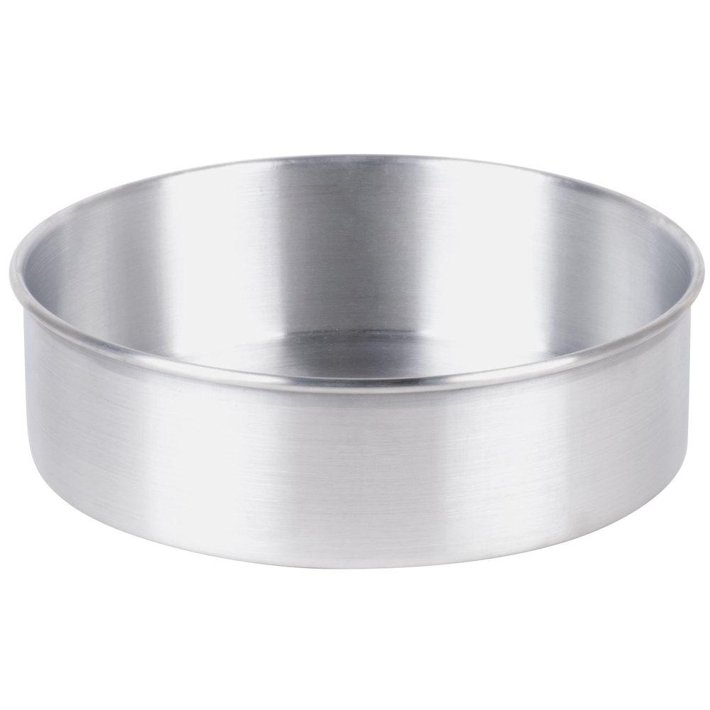 10 Quot X 3 Quot Round Aluminum Cake Pan