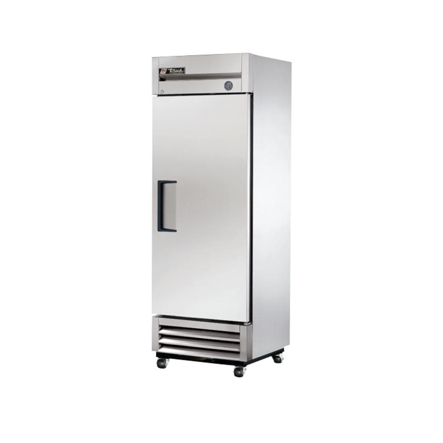 True T-19FZ 27 inch Single Solid Door Reach In Freezer