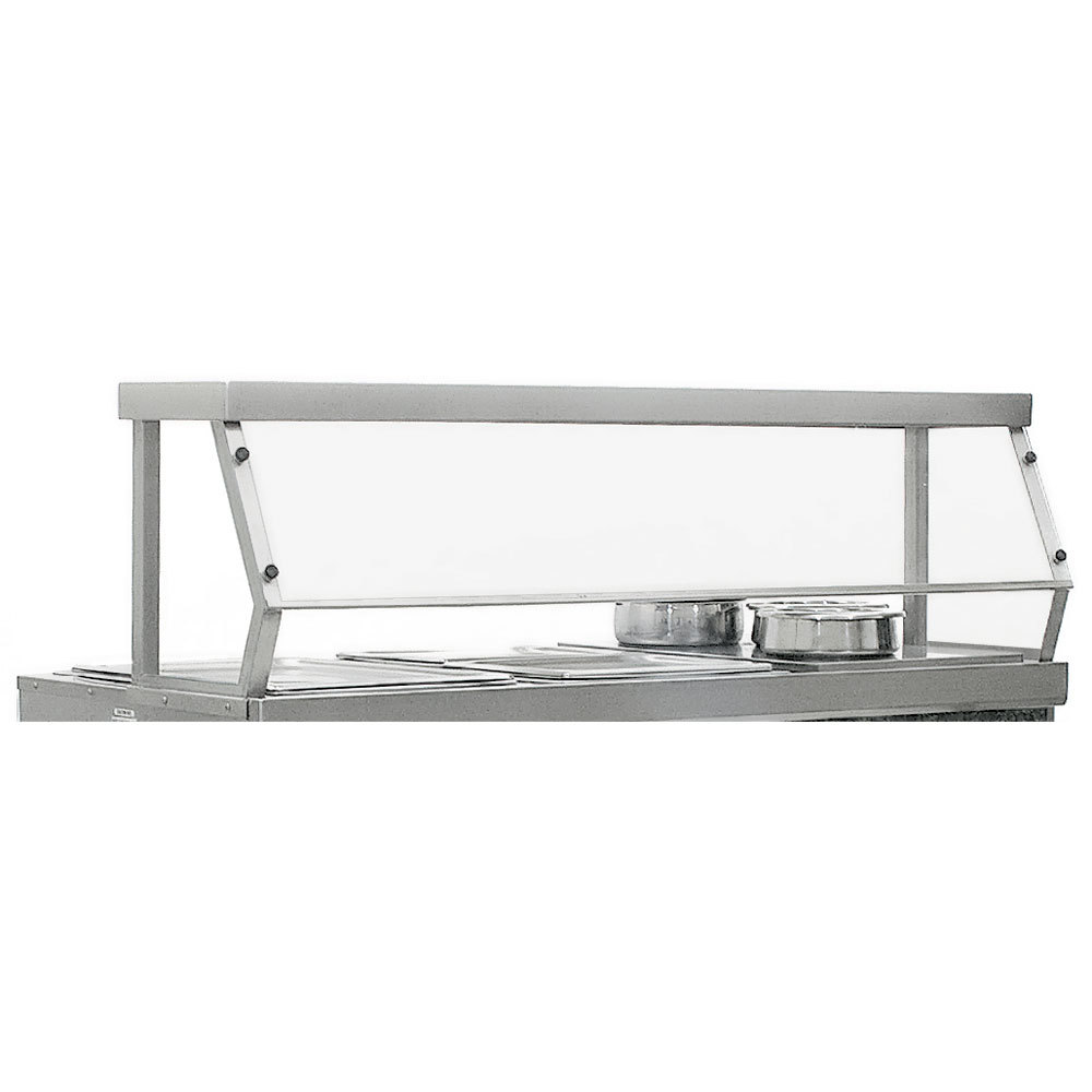 Eagle Group DSSP-HT3 Deluxe Stainless Steel Serving Shelf for Eagle Group HT3 Three Well Hot Food Tables