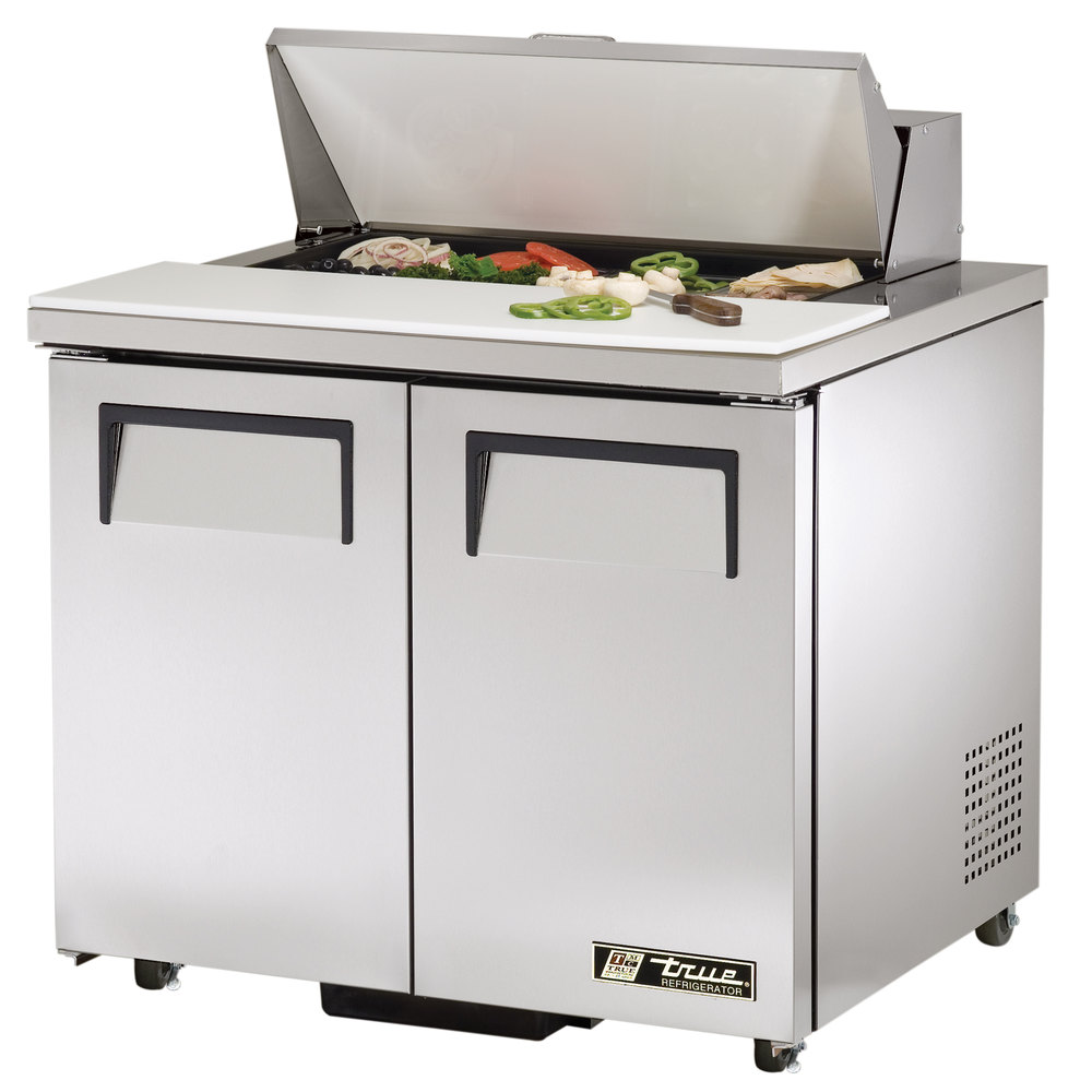 Sandwich Prep Tables | Refrigerated Prep Tables
