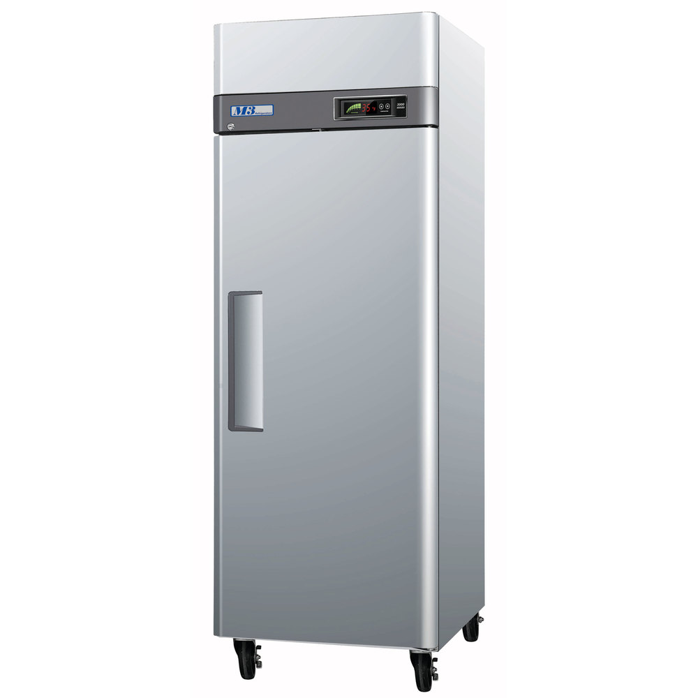 Turbo Air M3R24-1 29 inch M3 Series Single Door Reach In Top Mount Refrigerator - 24 Cu. Ft.