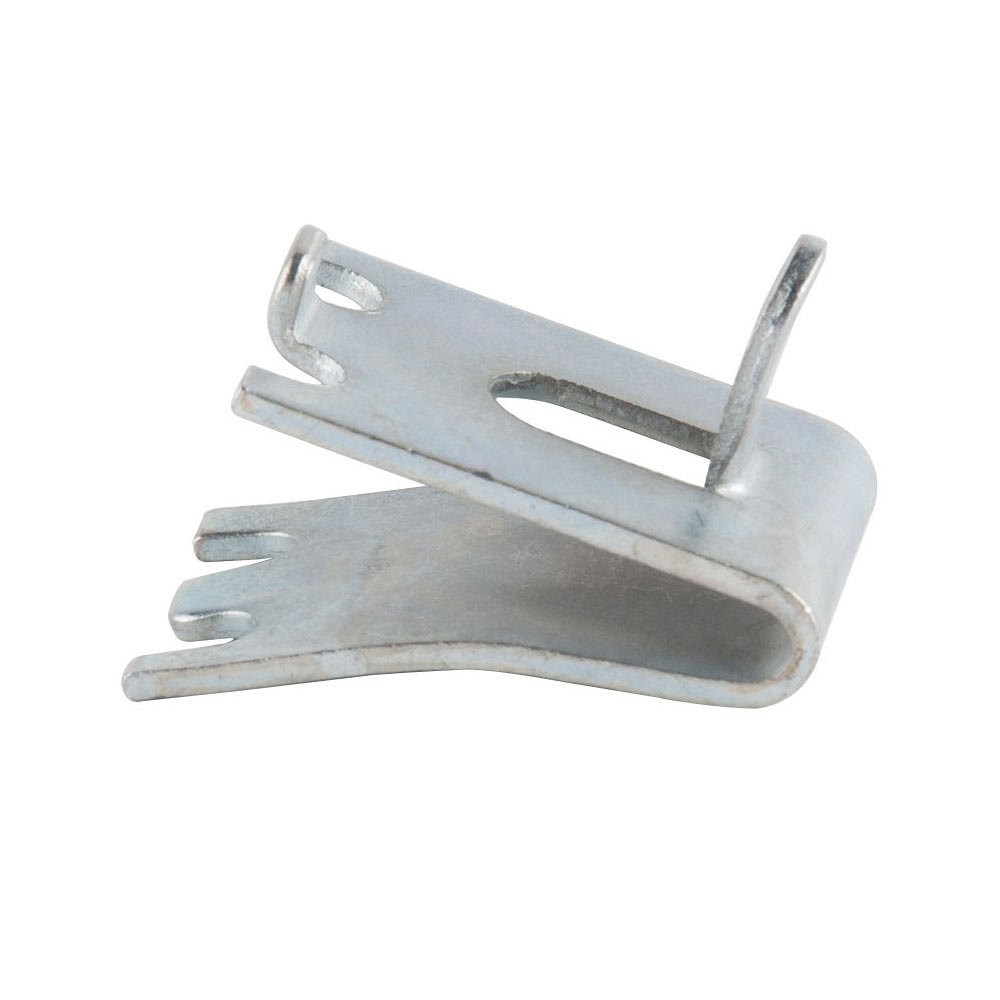 Stainless Steel Shelf Clip for Reach-In, Merchandiser ...