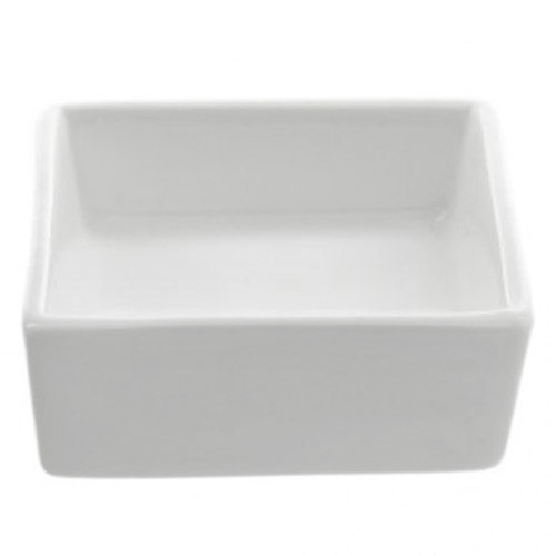 10 Strawberry Street WTR-35SQ Whittier 1 oz. Sauce Dish - 144/Case