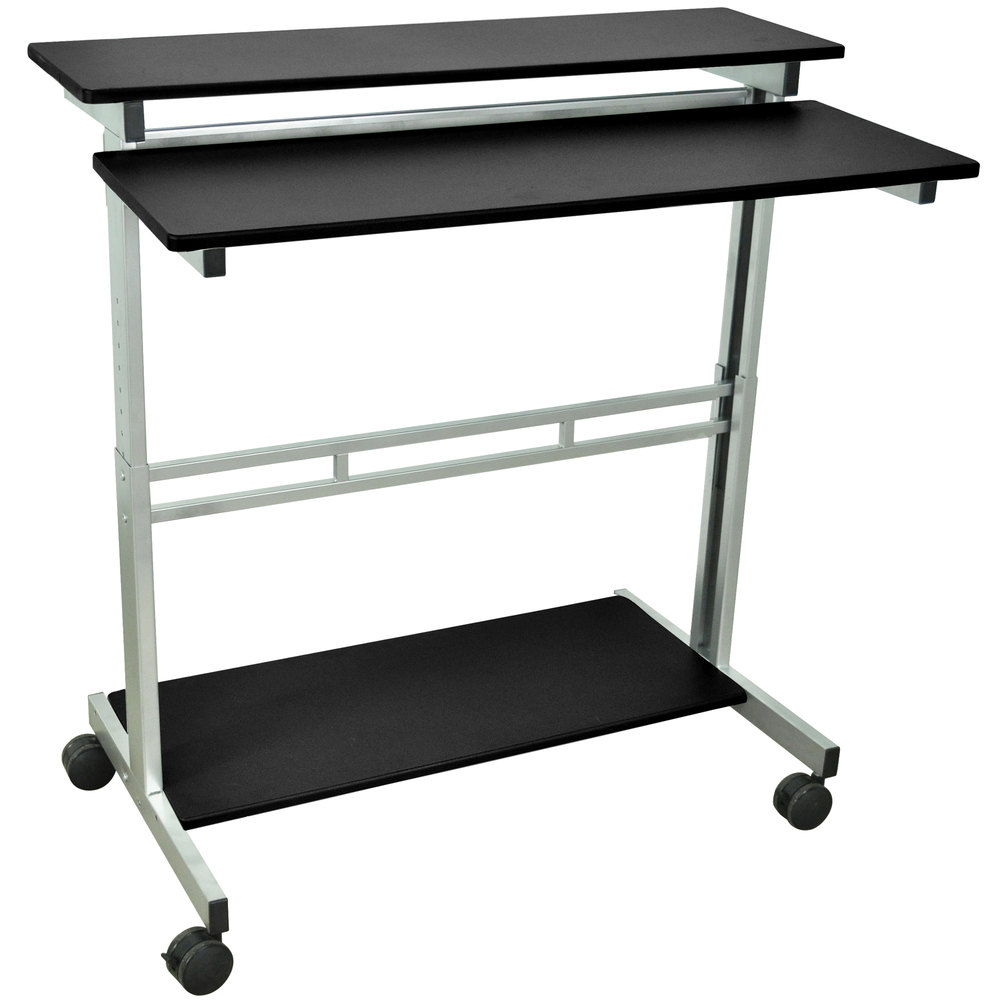 Luxor H Wilson Standup 40 B Stand Up Desk 40 Quot