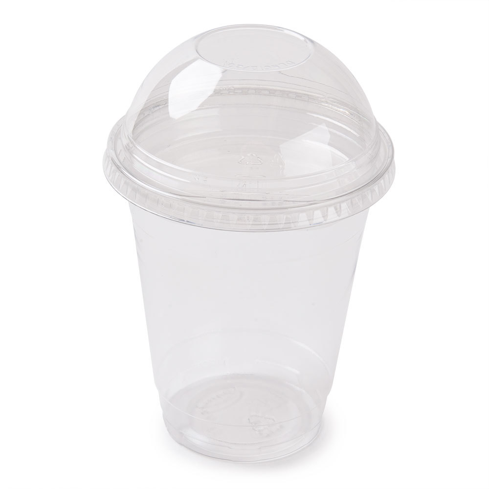 Fabri Kal 12 Oz Parfait Cup With 2 Oz Insert And Dome