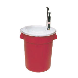Micro Matic R2632 Red Brute Keg Container with KIT1SU Beer Dispenser at Sears.com