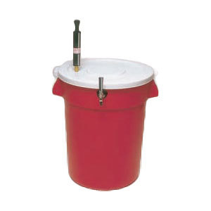 Micro Matic R2632 Red Brute Keg Container with KIT2SU Beer Dispenser Kit at Sears.com