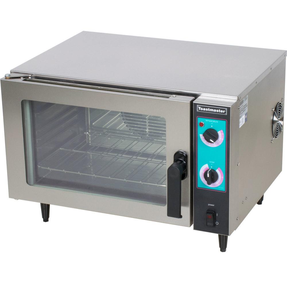 Countertop Fan Oven : Toastmaster XO-1N Omni Countertop Convection Oven - 120V