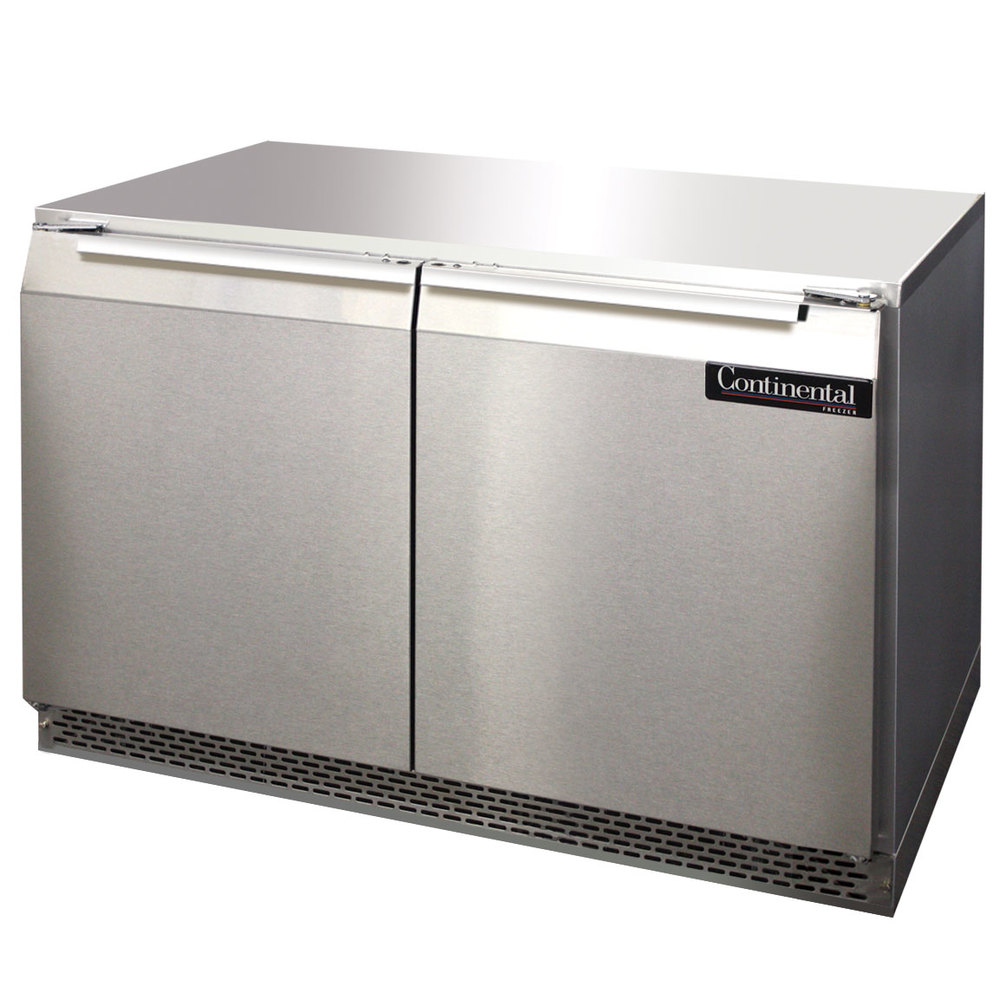 Continental Refrigerator Swf48 U 48 Quot Low Profile