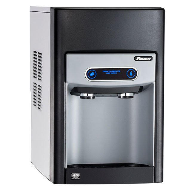 Follett 15CI100A-IW-NF-ST-00 15 Series Air Cooled Countertop Ice and ...