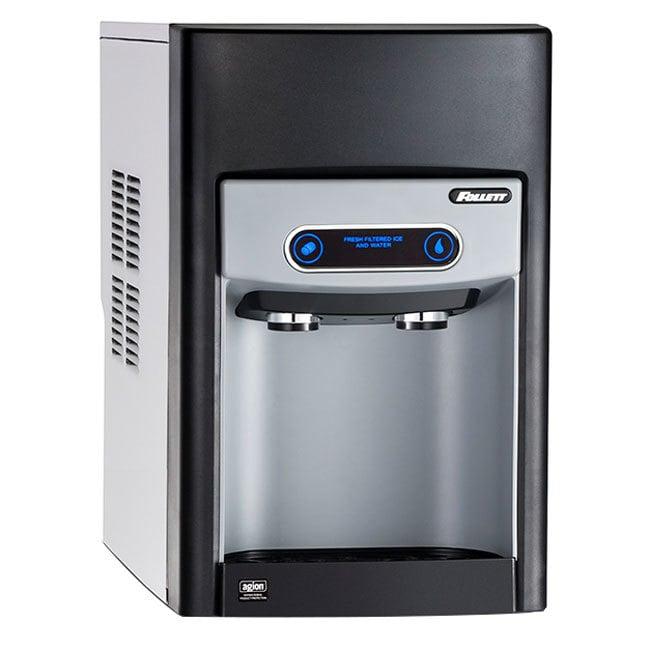 Countertop Ice Machine And Water Dispenser : ... Series Air Cooled Countertop Ice and Water Dispenser - 15 lb. Storage