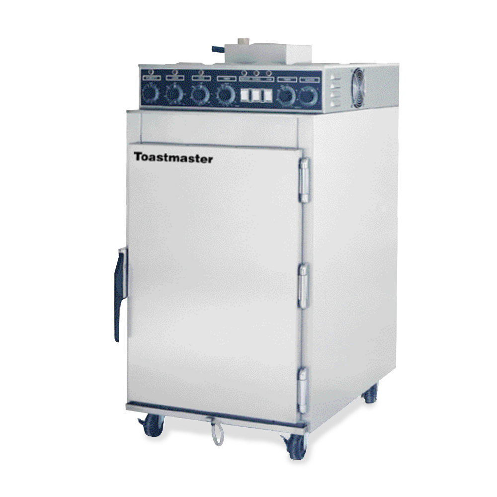 Countertop Smoker Oven : ... Right Hinged Countertop Reach In Oven / Smoker with Humidity Controls