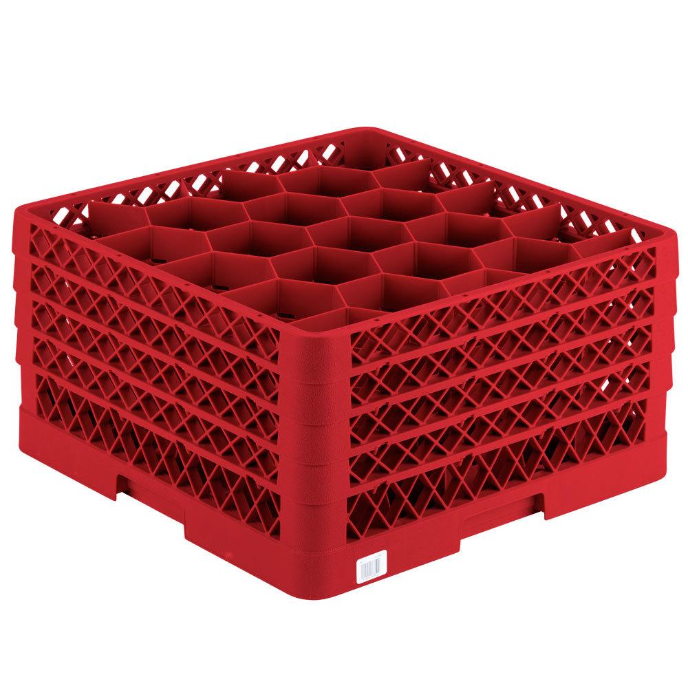 Vollrath Tr11ggga Traex 174 Rack Max Full Size Red 20