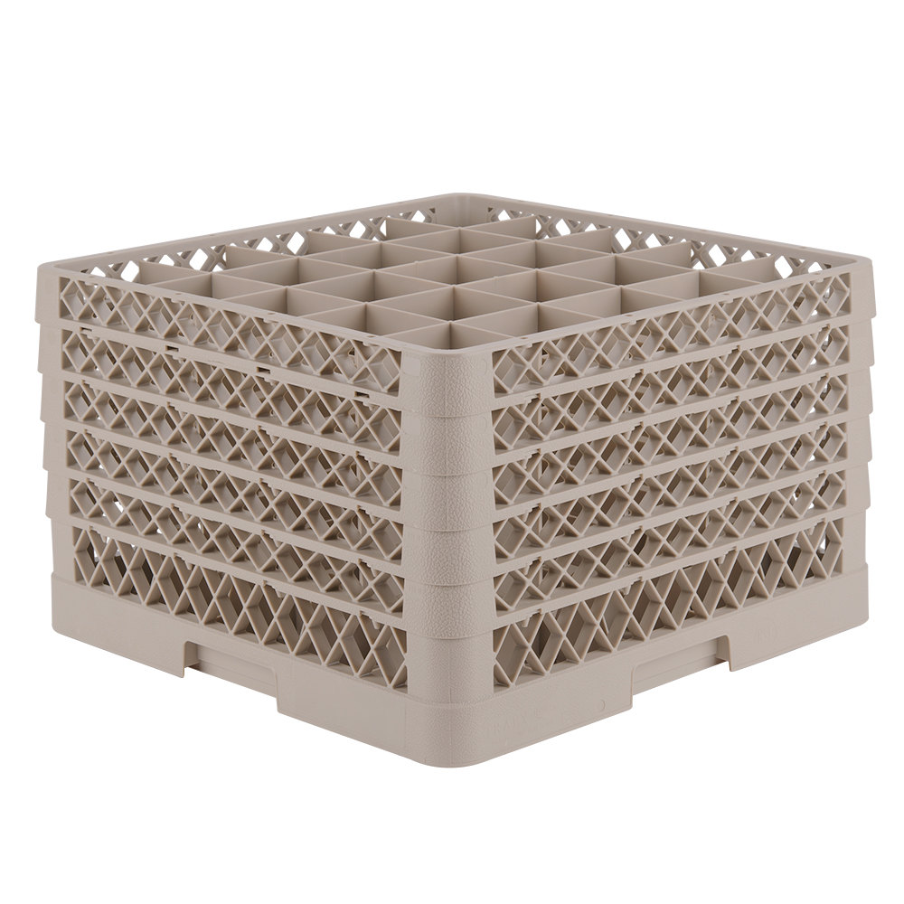 Vollrath Tr6bbbbb Traex 174 Full Size Beige 25 Compartment 11