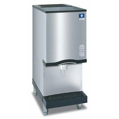 Manitowoc RNS-12AT Countertop Ice Machine / Dispenser - 12 lb. Bin with Sensor Dispensing