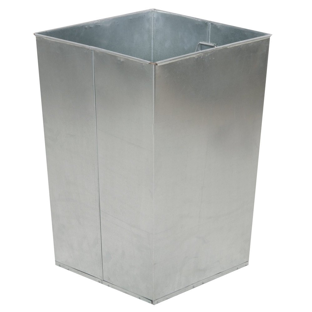 Galvanized Food Containers