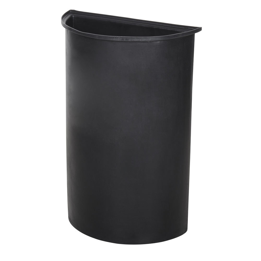 Rubbermaid Fgl8 Half Round Rigid Plastic Liner For Fgso8