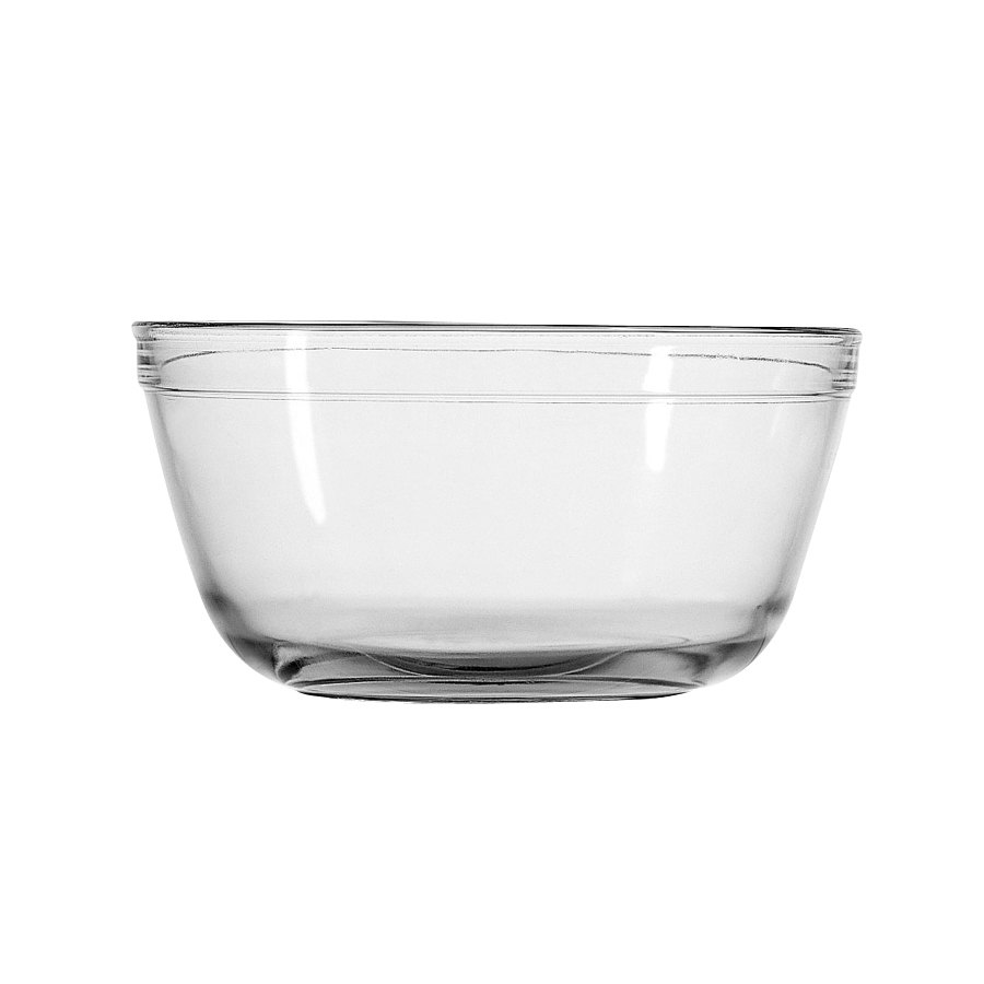 Anchor Hocking 81629L9 4 Quart Glass Mixing Bowl