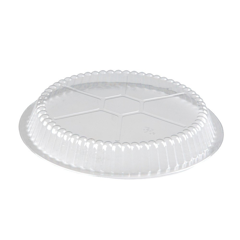 Choice 7 inch Plastic Dome Lid 500 / Case