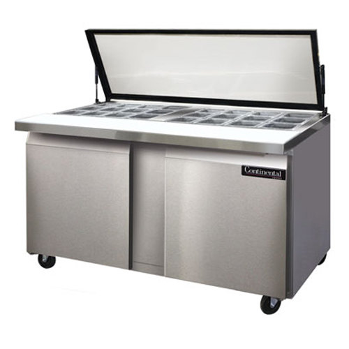 Continental Refrigerator SW60-24M-HGL 60\
