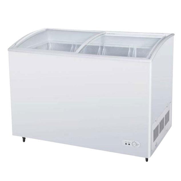 "Turbo Air Refrigeration Turbo Air TSD-60CF 60"" Curved Lid Ice Cream Freezer - 11.2 Cu. Ft. at Sears.com"
