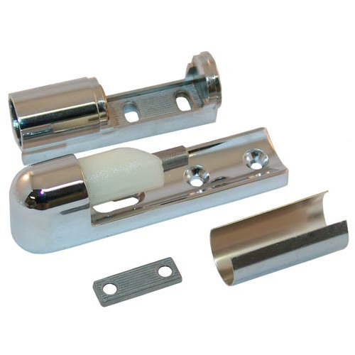 "Alto-Shaam HG-2535 Equivalent 4 3/8"" x 1 5/32"" Reversible Cam Lift Door Hinge with 7/8"" Offset"