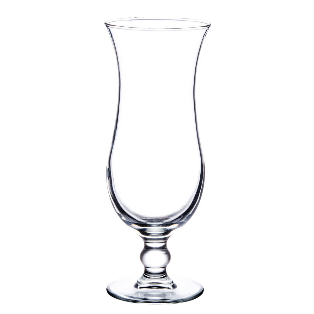 Cardinal Arcoroc C2172 15 oz. Hurricane Glass 24 / Case