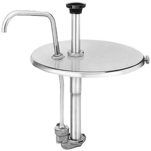 All Points 26-3751 Condiment Pump with Locking Lid for 7 Qt. Inset