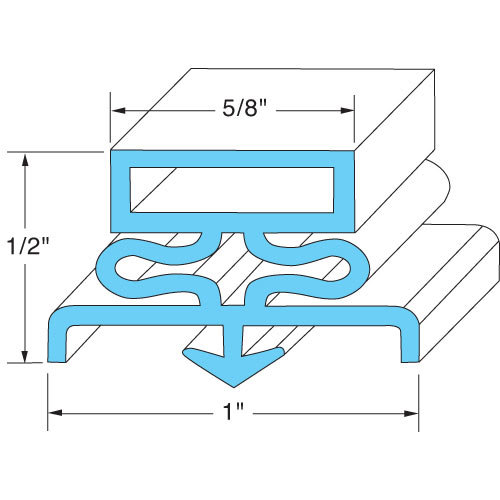 traulsen magnetic gray 12 5 8 x 21 1 4 door gasket 341 39394 00 74 1126 traulsen g22000 wiring diagram conventional fire alarm wiring traulsen g12010 wiring diagram at alyssarenee.co