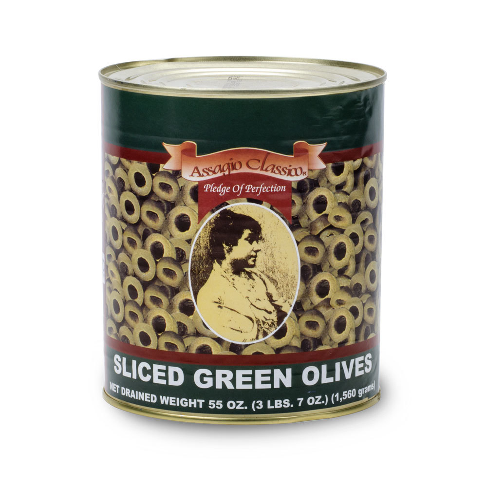 sliced green olives - 1000×1000