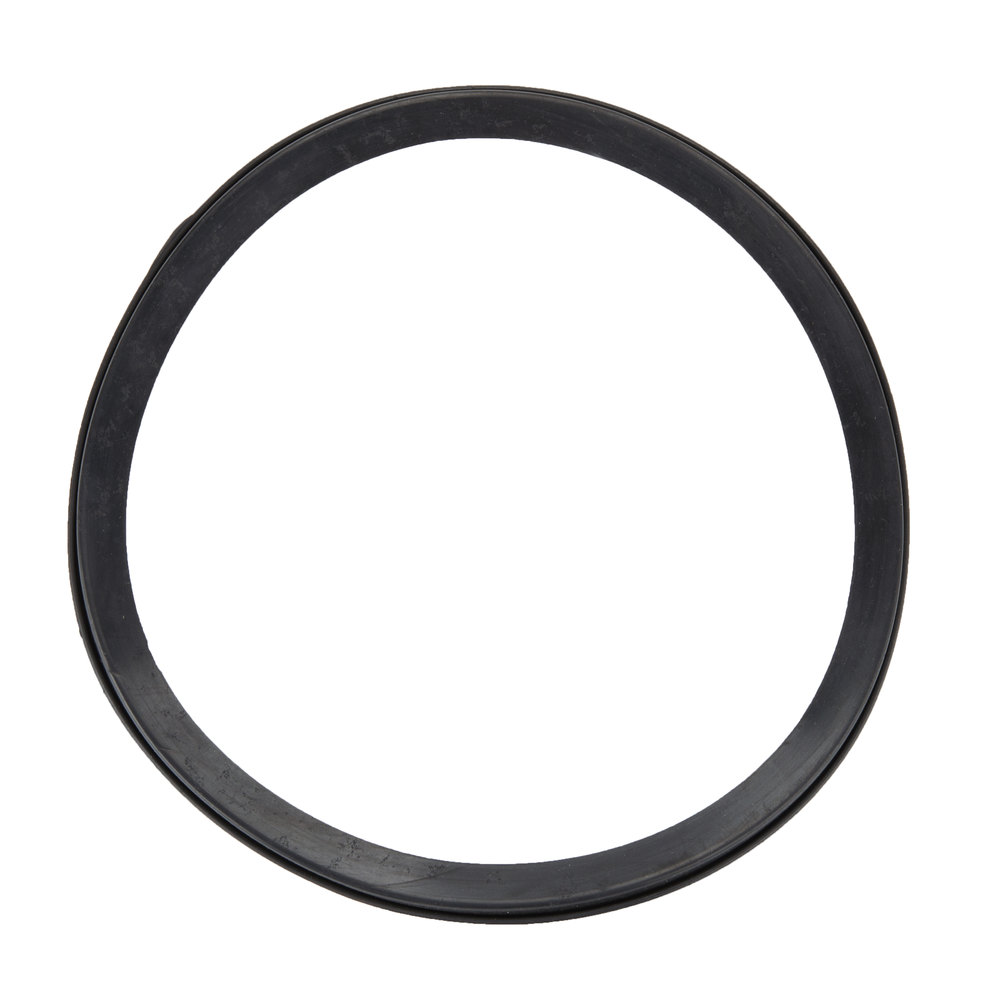 "Waring 017442 Replacement 8 1/4"" Gasket for 013797 Stainless Steel Blender Lids"