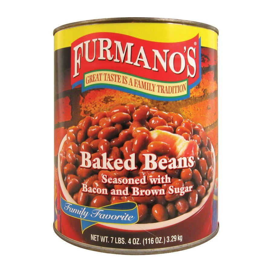 Furmano's Baked Beans - #10 Can