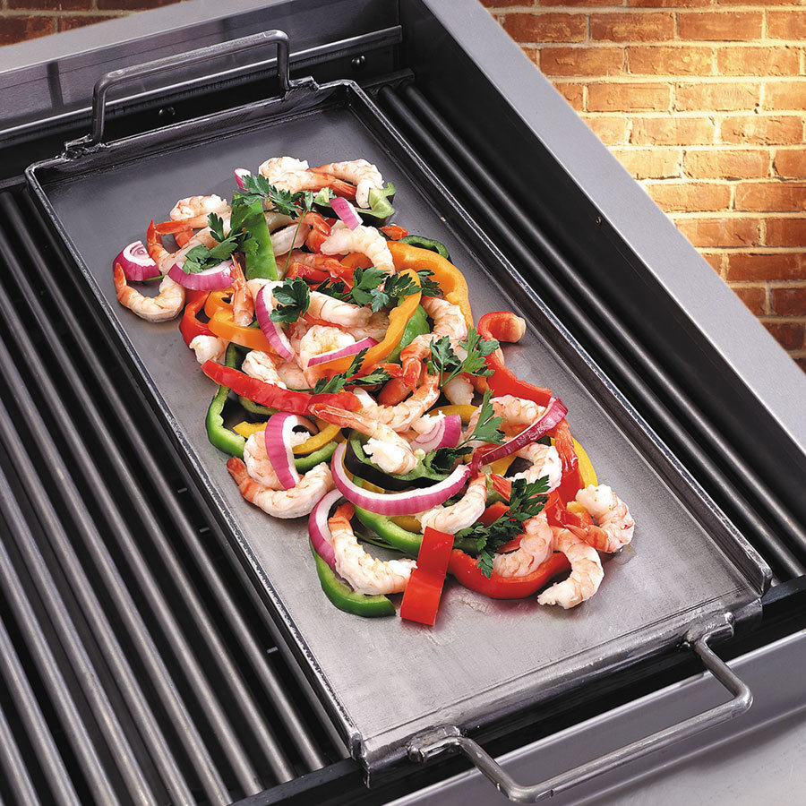 "Bakers Pride T1209U 11"" Lift Off Griddle Plate"