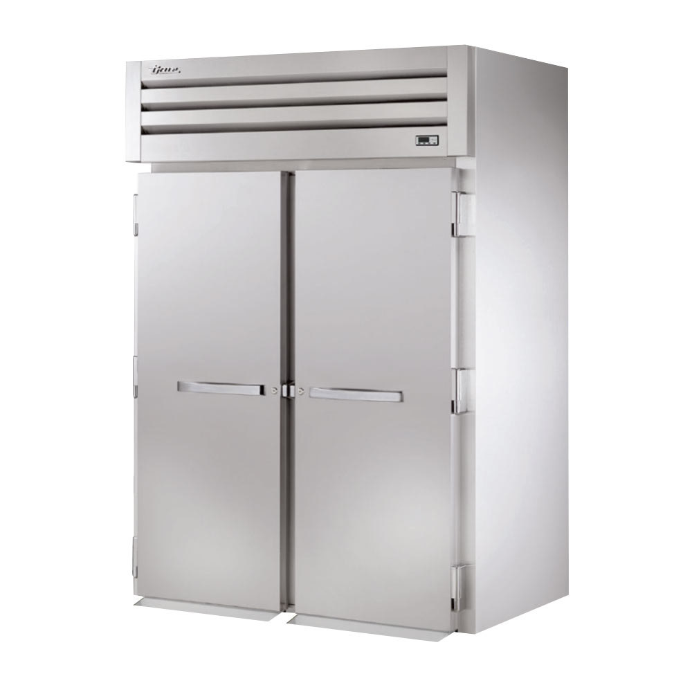 True STA2RRI-2S Specification Series Roll In Refrigerator with Two Front Solid Doors - 75 Cu. Ft.