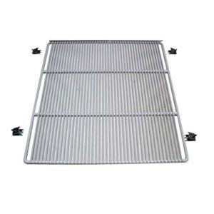 """True Refrigeration True 875360 White Narrow Gap Shelf for GDM-07 Refrigerated Glass Door Merchandisers - 19 11/16"""" x 12 1/2"""" at Sears.com"""
