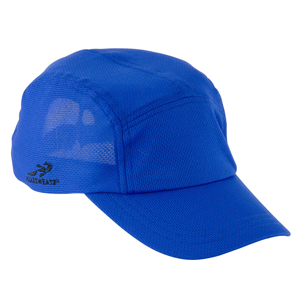 Royal Blue Headsweats 7700-204 Coolmax Chef Cap