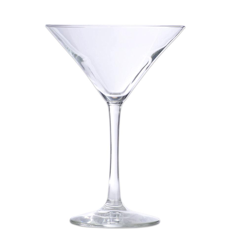 libbey 7512 vina 8 oz martini glass 12 case. Black Bedroom Furniture Sets. Home Design Ideas