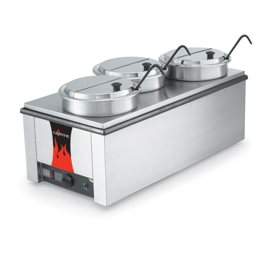 Countertop Food Warmer : ... Serve 4/3 Size Countertop Rethermalizer / Warmer Package - 120V, 1600W