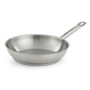 Vollrath 3812 Optio 12 1/2 inch Fry Pan - Natural Finish