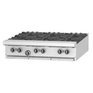 "Garland / US Range Natural Gas Garland G36-G36T Modular Top 36"" Gas Range with 36"" Griddle - 54,000 BTU at Sears.com"