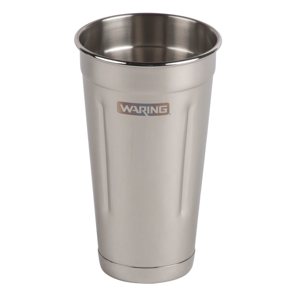 Waring CAC20 28 oz. Stainless Steel Malt Cup