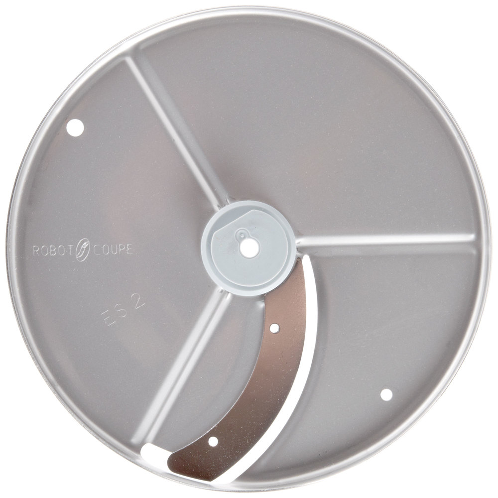 "Robot Coupe 27555 Slicing Disc - 2 mm (5/64"")"