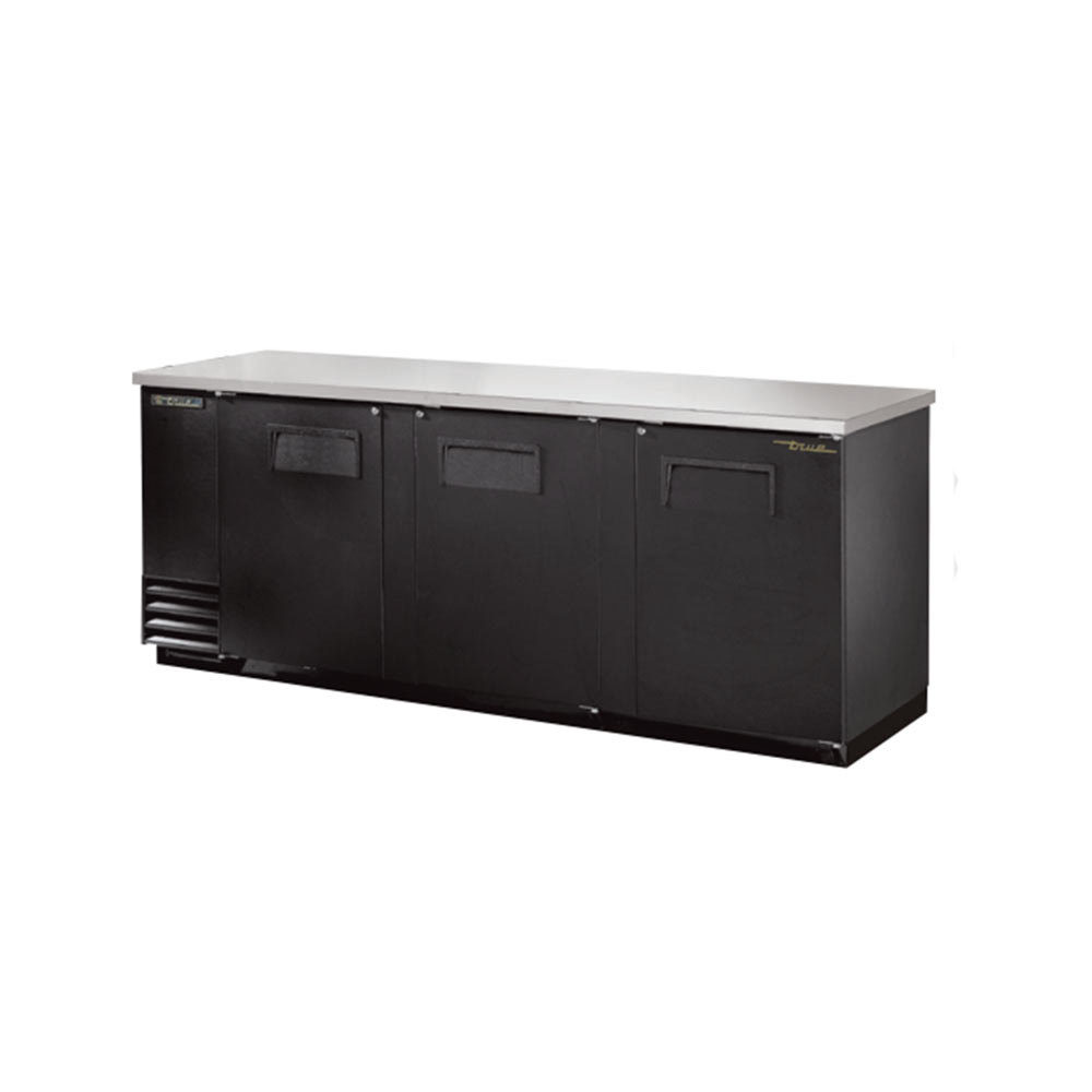 True TBB-4 90 inch Back Bar Refrigerator