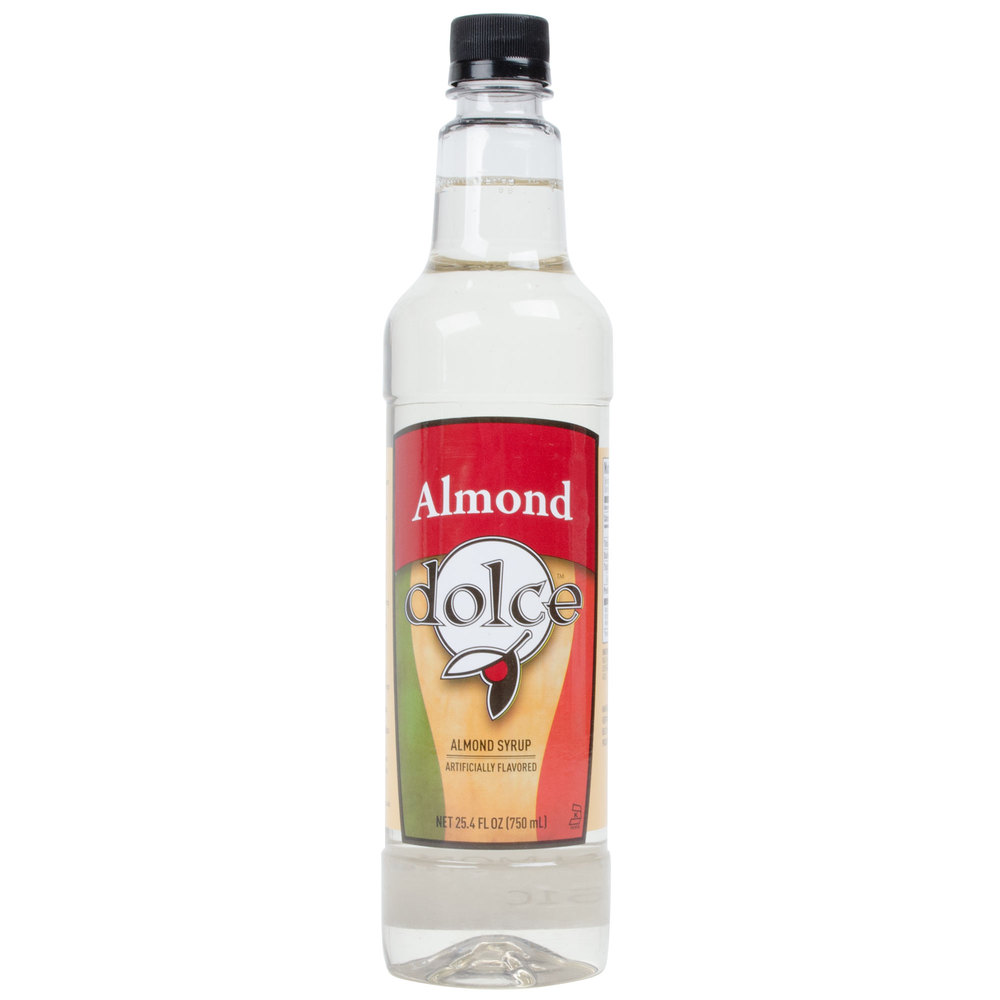 Dolce Almond Coffee Flavoring Syrup