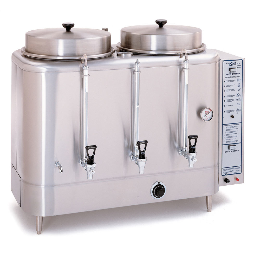 Curtis RU-600-35 Automatic Twin 6 Gallon Coffee Urn