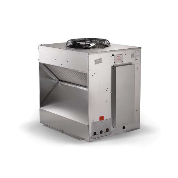 machine remote condenser