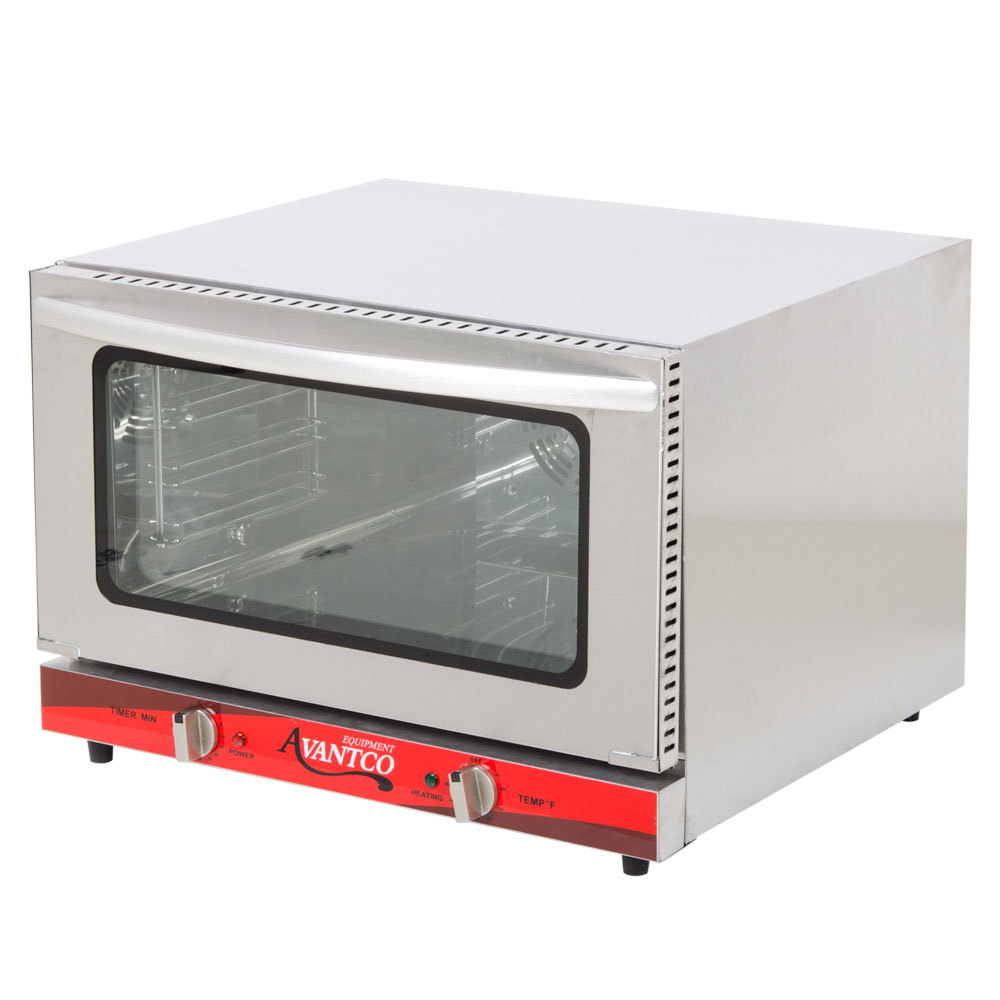 Commercial Countertop Convection Oven Reviews : Convection Ovens: Countertop Convection Ovens Reviews