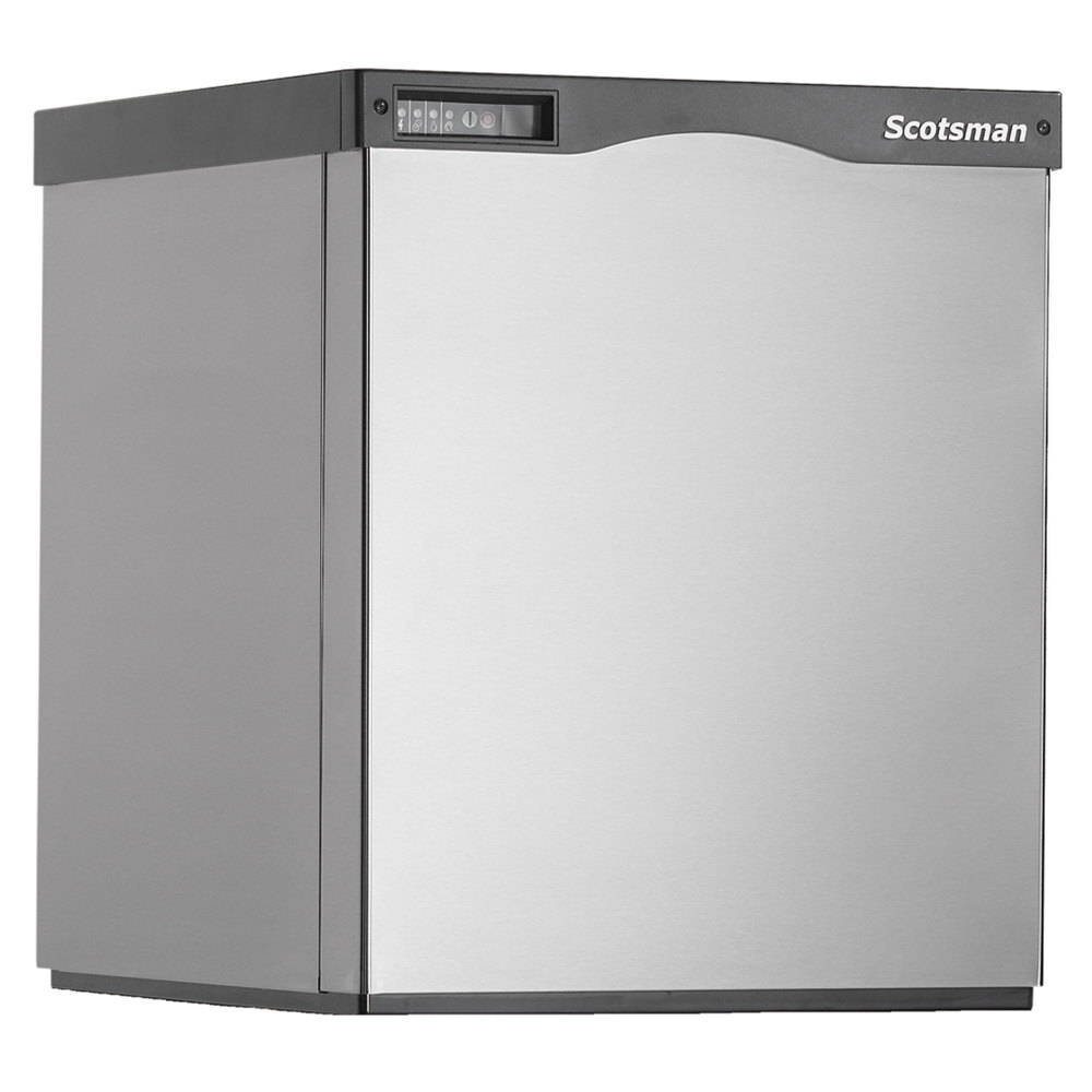 how to clean scotsman nugget ice machine