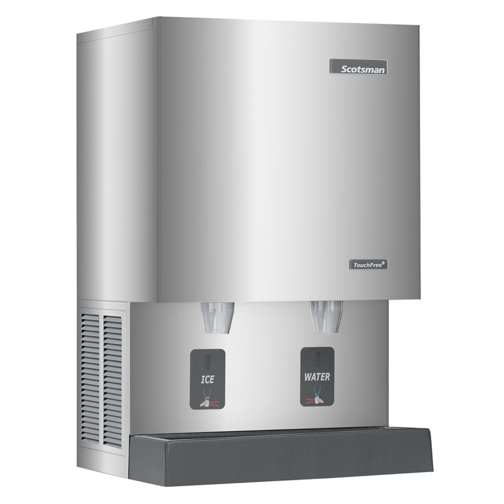 Scotsman Mdt5n25w 1 Touchfree Water Cooled Nugget Ice