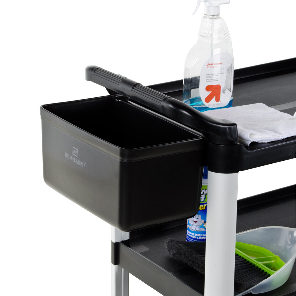 Silverware Bin for Bus / Utility Cart